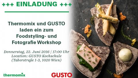 Blogger Food Styling- und Food Fotografie Workshop
