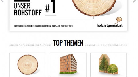Blog www.holzistgenial.at