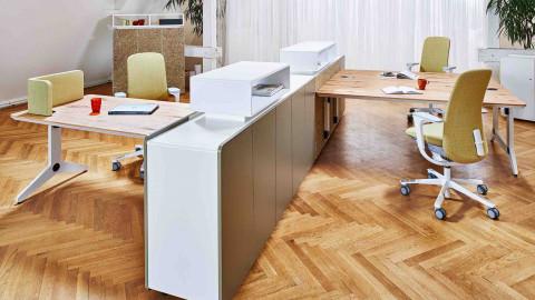 70 Jahre Jubiläum Neudoerfler Office Systems