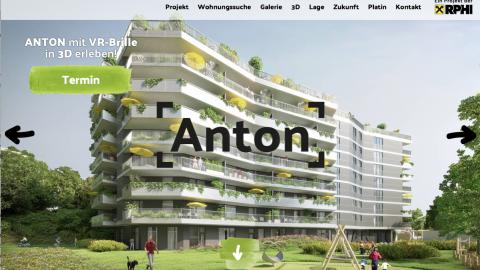 Website Anton