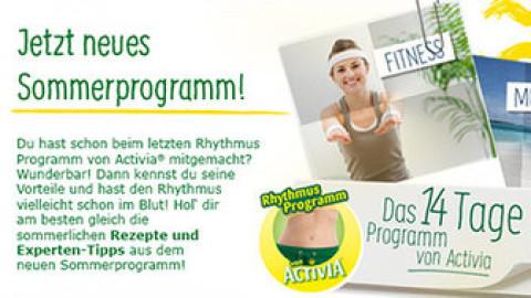 Sommer- Programm