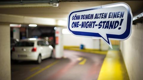 Gönn deinem Alten einen One Night Stand