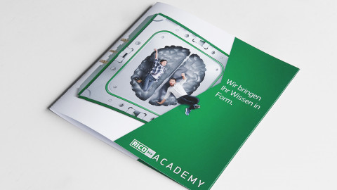 Academy-Broschüre