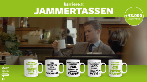 karriere.at - Jammertassen