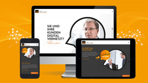 Website BMD Deutschland