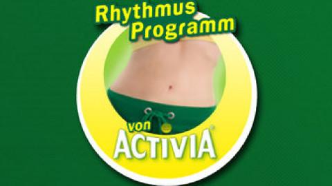 Rhythmus- Programm