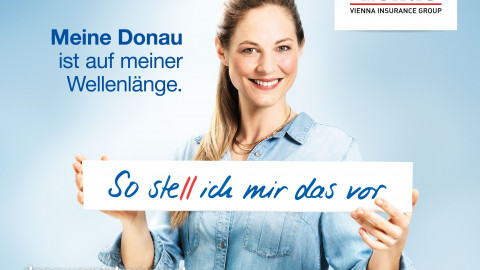 Imagekampagne DONAU Versicherung