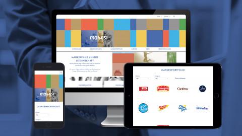 MARESI Webdesign