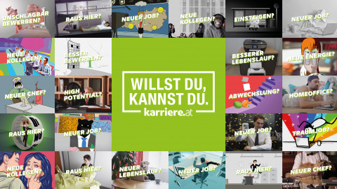 Karriere.at -WDKD- GIF-Kampagne