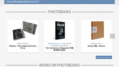 Webseiten-Erstellung für einen leidenschaftlichen Fotobuch-Sammler