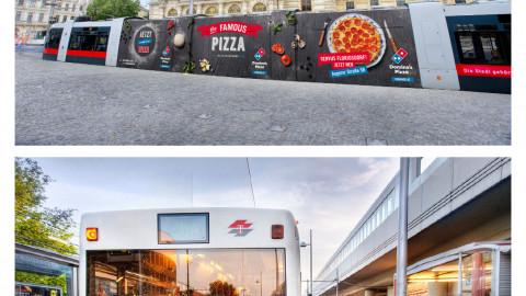 Tram, Bus