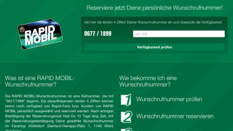 SMS Projekt bei Rapid Mobile