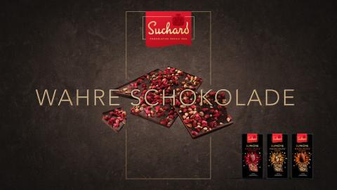 "Suchard ""Wahre Schokolade"""