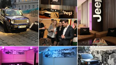 Jeep Produktpräsentation-Side Event