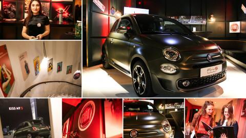 FIAT 500s Produktpräsentation-Side Event