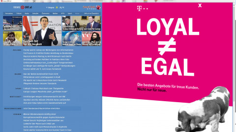 LOYAL ≠ EGAL