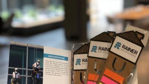 Aktionskampagne Rainer Reinigung