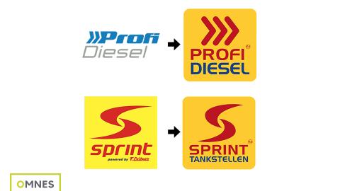 Modernisierung Logos