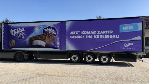 LKW-Werbung (Seite)