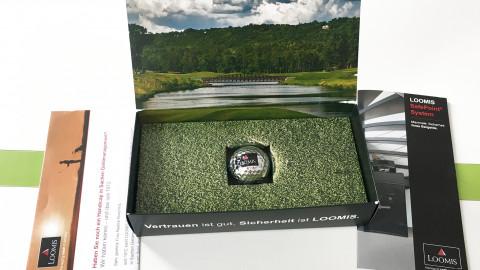 Golf-Mailing