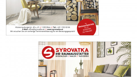 Syrovatka Corporate Design