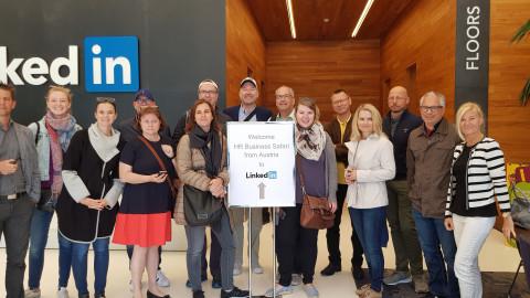 HR Inside Business Safari 2018 @ LinkedIn