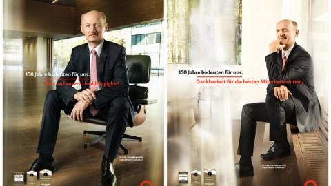 150 Jahre Oberbank