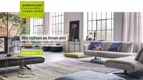 WKO Vorarlberg Einrichtungsfachhandel - Wir richten es Ihnen ein!