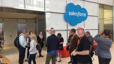 HR Inside Business Safari 2018 @ Salesfroce