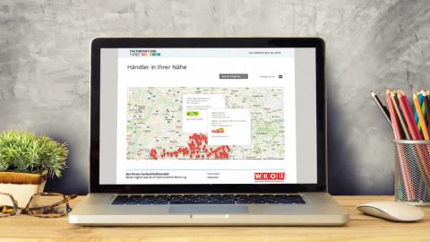 WKO Österreich Farbenfachhandel - neue Produkte, neue Farben