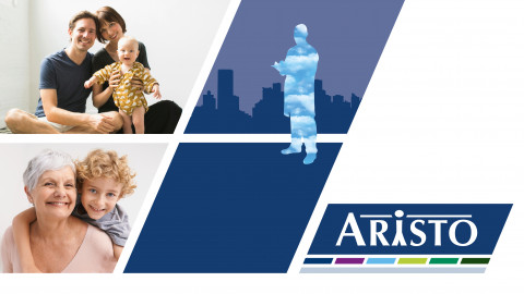 Aristo Pharma - Produktkampagne