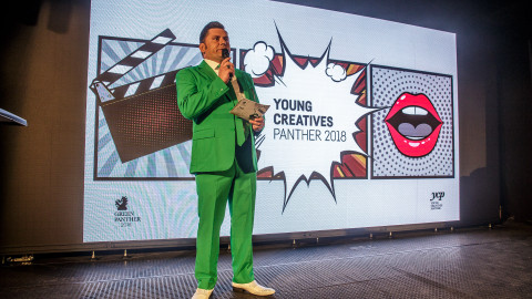 Green Panther YCP und Nominee-Abend