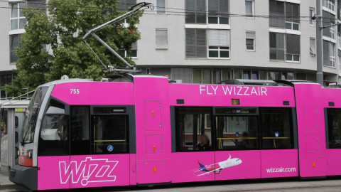 WizzAir OOH