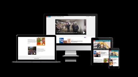 ORF Meins Website