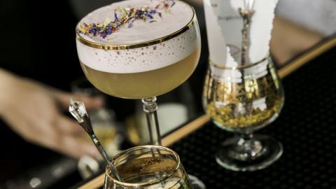 Eigens kreierte Cocktails