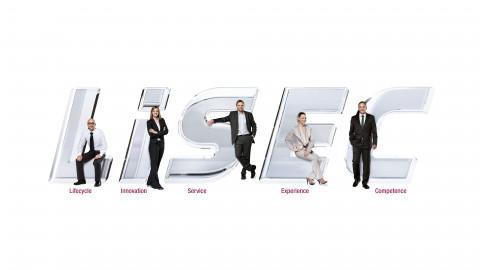 LiSEC Kommunikationskonzept neu