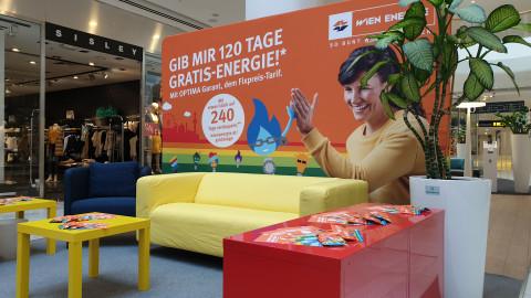 Wien Energie Promotionstand