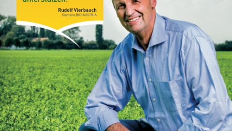 """BIO AUSTRIA """"Österreichs größte Bio-Community"""""""