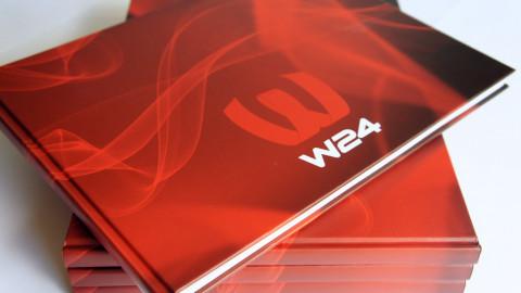 """W24 """"Brandbook"""""""