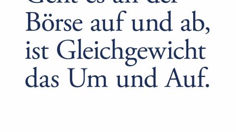 "BANKHAUS KRENTSCHKER ""BalanceOne"""
