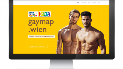 Gaymap,wien Website