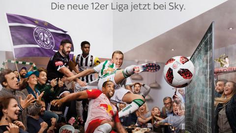 Sky - Wo Fußball zu Hause ist.
