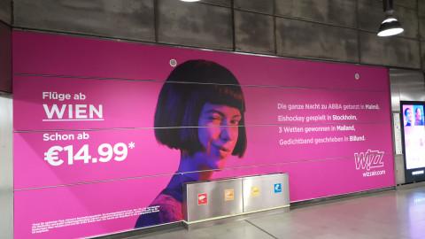 WizzAir Herbstkampagne