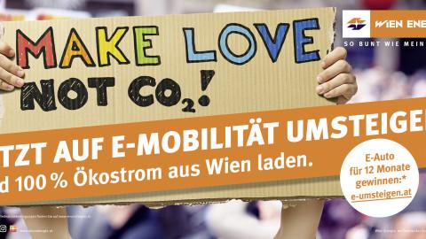 Plakat Make love