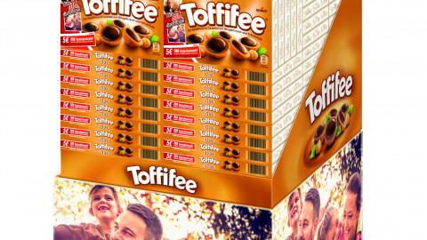ÖBB Promotion Toffifee
