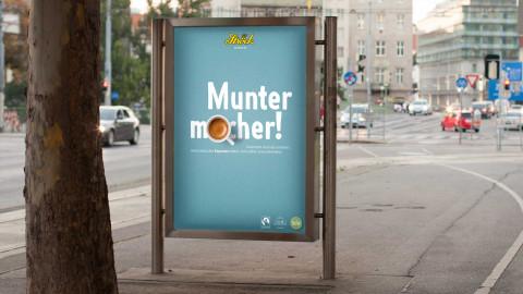 Muntermacher!