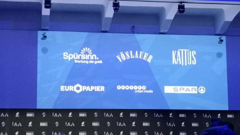 Effie-Gala Sponsoren