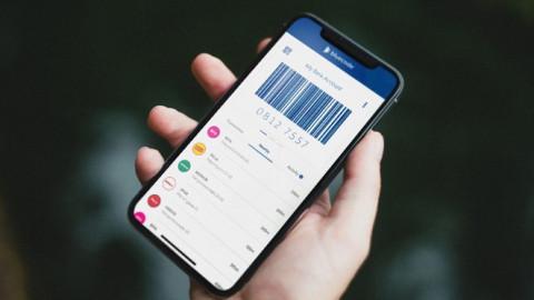Bluecode zu Start Apple Pay