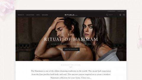 RITUALS E-Commerce