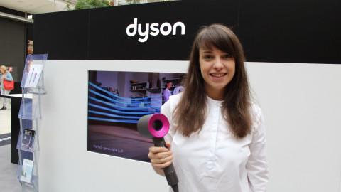 Dyson Sales Promotion Beauty bei Douglas